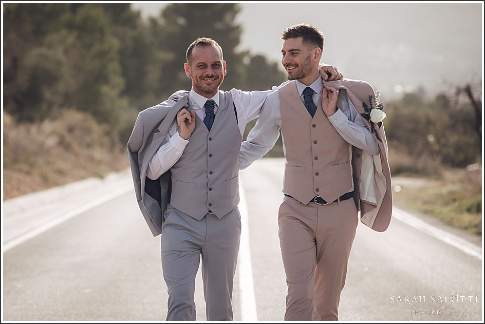 Finca La Llum, Spain Destination Wedding | Daniel & Kyle