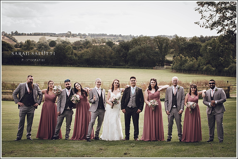 Crockwell Farm, Northamptonshire Wedding | Gemma & George