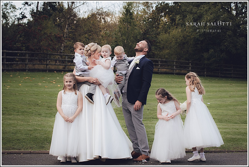 Mythe Barn in Leicestershire Wedding | Gina & Craig