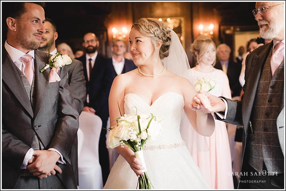 Swinfen Hall Hotel in Lichfield Wedding | Helen & Chris
