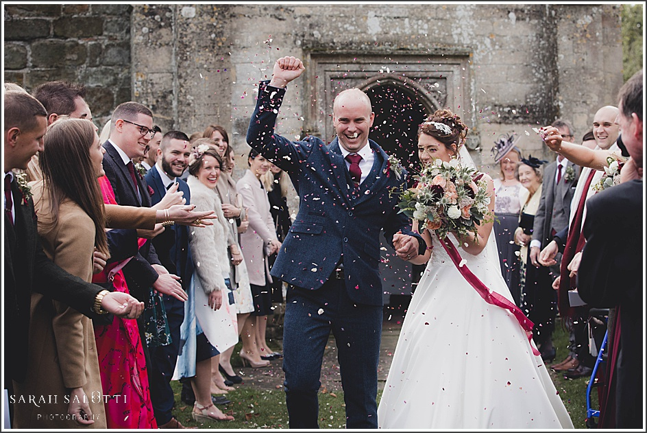 Scrivelsby Walled Garden in Lincolnshire Wedding | Katherine & Simon