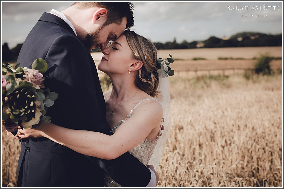 Swancar Farm in Nottingham Wedding | Katie & Tim