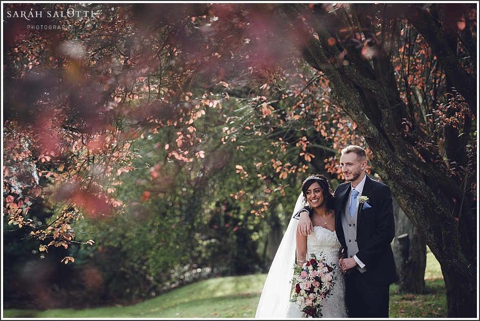 Keythorpe Manor in Leicestershire Wedding | Reena & Danny