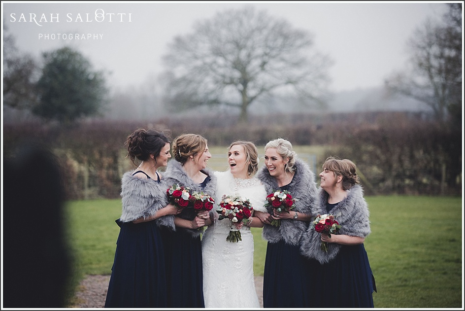 The Old Stables in Swithland Wedding / Laura & Jamie